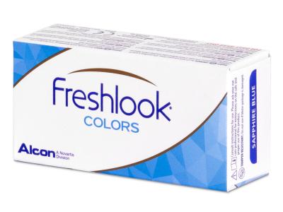 FreshLook Colors Hazel - Graduadas (2 Lentillas)