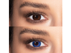 FreshLook Colors Sapphire Blue - Graduadas (2 Lentillas)