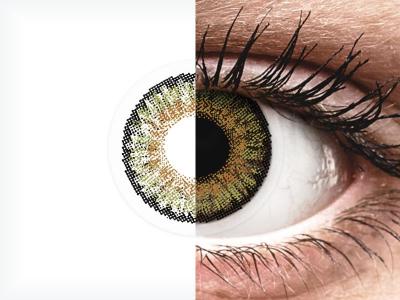 FreshLook One Day Color Pure Hazel - Sin graduación (10 lentillas)