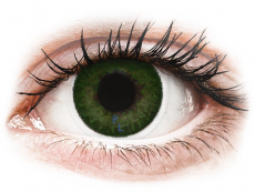 Lentillas de colores - FreshLook Dimensions Sea Green - Graduadas (6 Lentillas)
