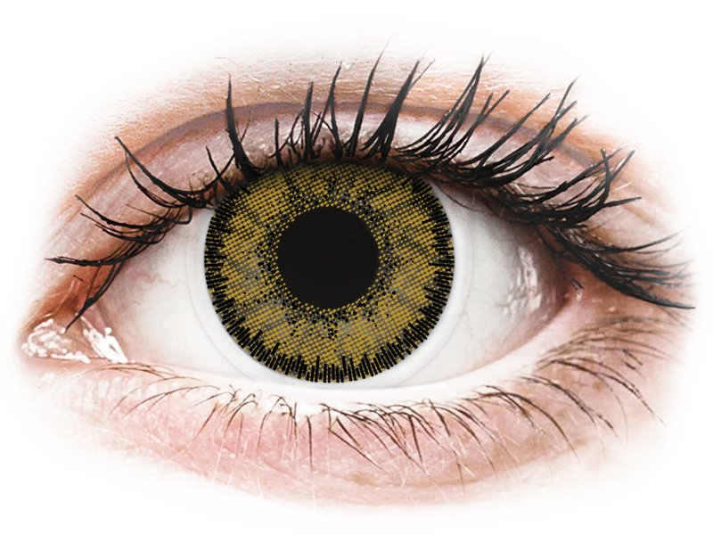 SofLens Natural Colors Dark Hazel - Graduadas (2 Lentillas)