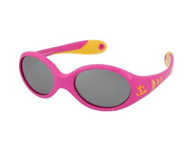 Gafas de sol Kid Rider KID77 Pink/Yellow