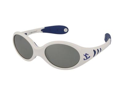 Gafas de sol Kid Rider KID77 White/Blue