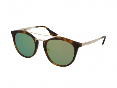 Gafas de sol Panthos - Alexander McQueen MQ0037S 002