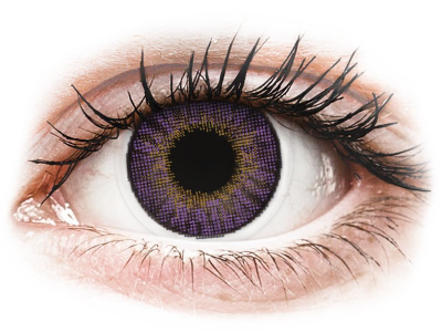 Air Optix Colors - Amethyst - Graduadas (2 lentillas)