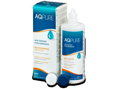 Líquido AQ Pure 360 ml  - líquido de limpieza