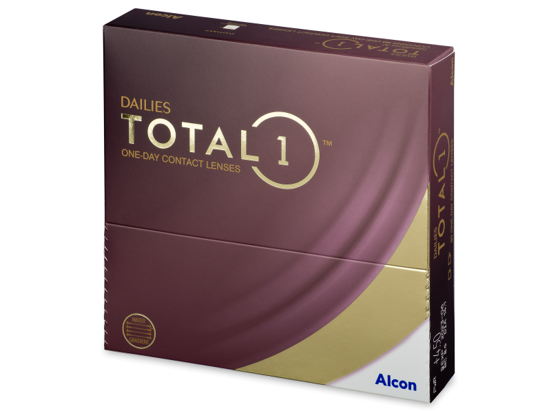 Dailies TOTAL1 (90 lentillas)