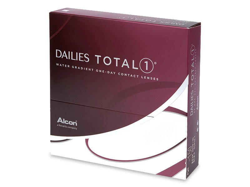 Dailies TOTAL1 (90 lentillas) - Diseño antiguo