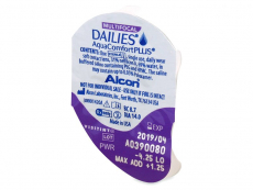 Dailies AquaComfort Plus Multifocal (30 lentillas) - Previsualización del blister