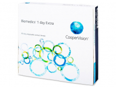 Lentillas diarias - Biomedics 1 Day Extra (90lentillas)