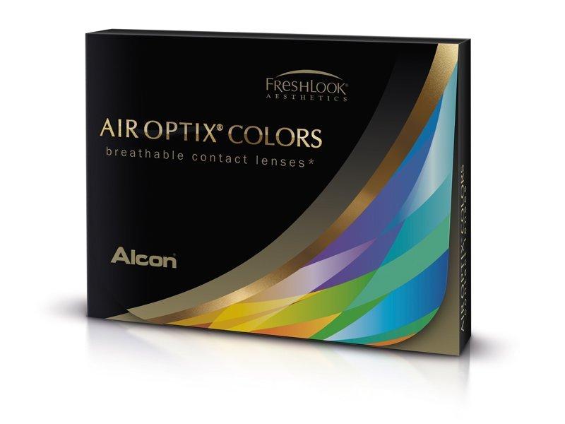 Air Optix Colors -Con Graduación (2 lentillas) - Lentillas de colores - Alcon