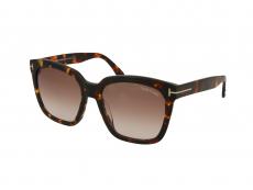 Gafas de sol Tom Ford - Tom Ford AMARRA FT502 52F