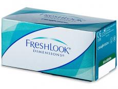 Lentillas de colores - FreshLook Dimensions Graduadas (6Lentillas)