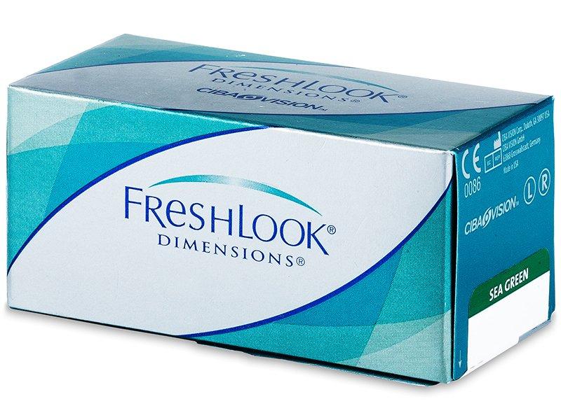 FreshLook Dimensions Graduadas (6Lentillas) - Lentillas de colores - Alcon
