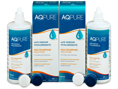 Líquido AQ Pure 2 x 360 ml