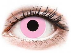 Lentillas de color rosa - sin graduación - ColourVUE Crazy Lens - Barbie Pink - Sin graduación (2lentillas)