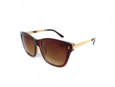 Gafas de sol Cuadrada - Gafas de sol para mujer Alensa Brown