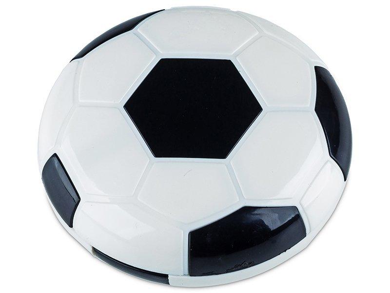 Estuche de lentillas Futbol - Negro