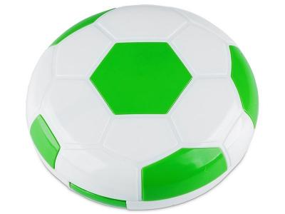 Estuche de lentillas Futbol - Verde