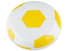 Estuches - Estuche de lentillas fútbol - Amarillo