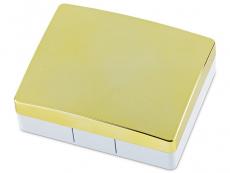 Accesorios - Estuche de lentillas elegante - amarillo