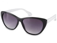 Gafas de sol Mujer - Gafas de sol OutWear - Negro/Blanco