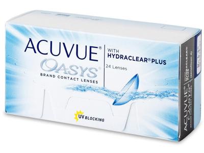 Acuvue Oasys (24 lentillas)