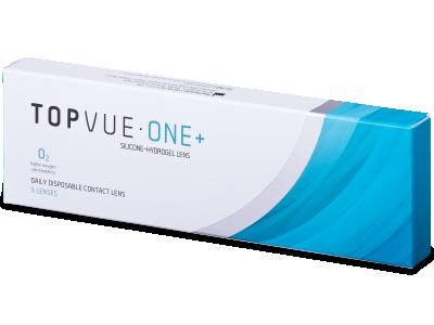 TopVue One+ (5 Lentillas) - Lentillas diarias desechables