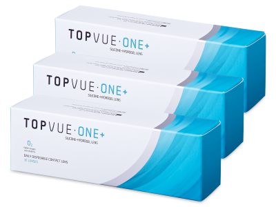 TopVue One+ (90 Lentillas)