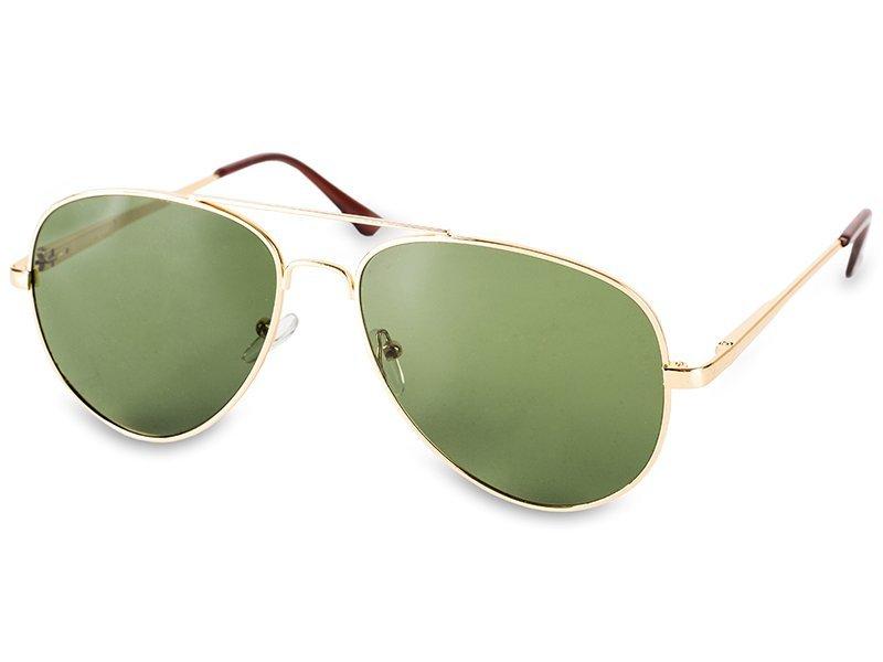 Gafas de sol pilot  - model: Gold