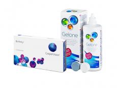 Biofinity (3 Lentillas) + Gelone 360 ml