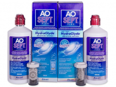 Packs ahorro líquido - Líquido AO SEPT PLUS HydraGlyde 2 x 360 ml