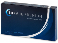Lentillas baratas - TopVue Premium (6lentillas)