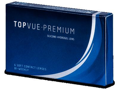 TopVue Premium (6lentillas) - Lentillas quincenales