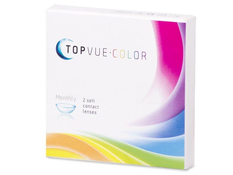 TopVue Color - Con graduación (2lentillas) - TopVue