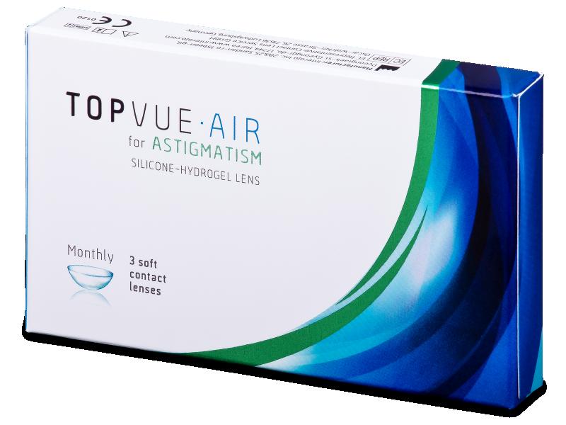 TopVue Air for Astigmatism (3lentillas) - Lentillas tóricas
