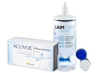 Acuvue Oasys (24 Lentillas) + Laim Care 400 ml