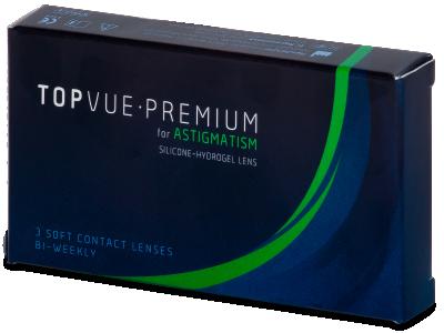 TopVue Premium for Astigmatism (3Lentillas)