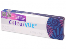 Lentillas de colores Maxvue Vision - ColourVue One Day TruBlends - Graduadas (10 lentillas)
