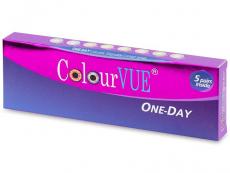 Lentillas de colores - ColourVue One Day TruBlends - Graduadas (10 lentillas)