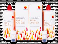 Líquido Refine One Step 2x 360 ml  - Pack ahorro - solución doble