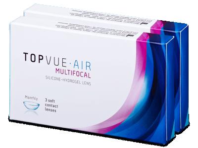 TopVue Air Multifocal (6 lentillas)
