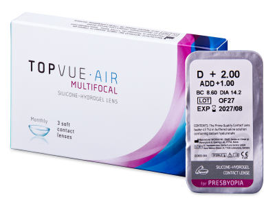 TopVue Air Multifocal (1 lentilla)