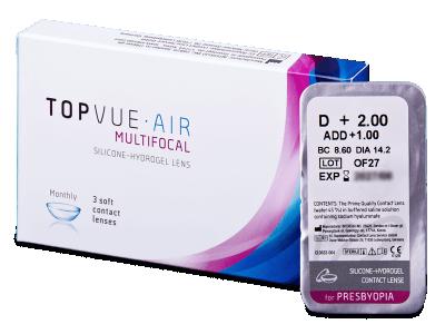 TopVue Air Multifocal (1lentilla)