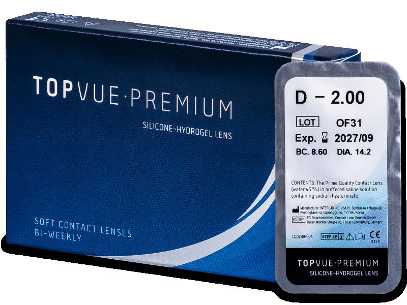 TopVue Premium (1 lentilla)