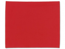 Accesorios - Paño para gafas - Rojo