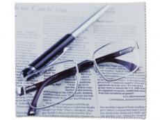 Accesorios - Paño para gafas - Periódico