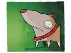Accesorios - Paño para gafas - Perro