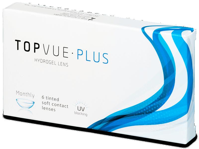 TopVue Plus (6lentillas) - Lentillas mensuales