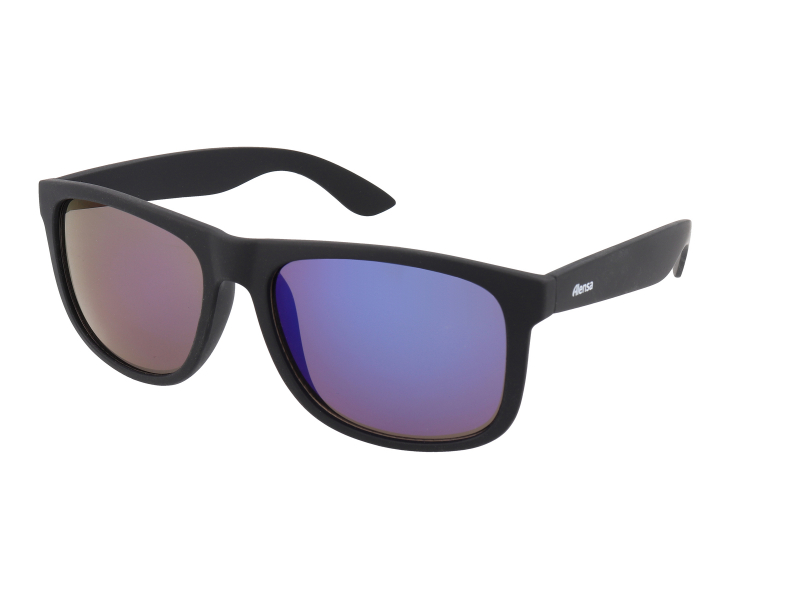 Gafas de sol Alensa Sport All Black Blue Mirror